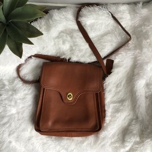 Vintage Coach 1993 Leather Crossbody